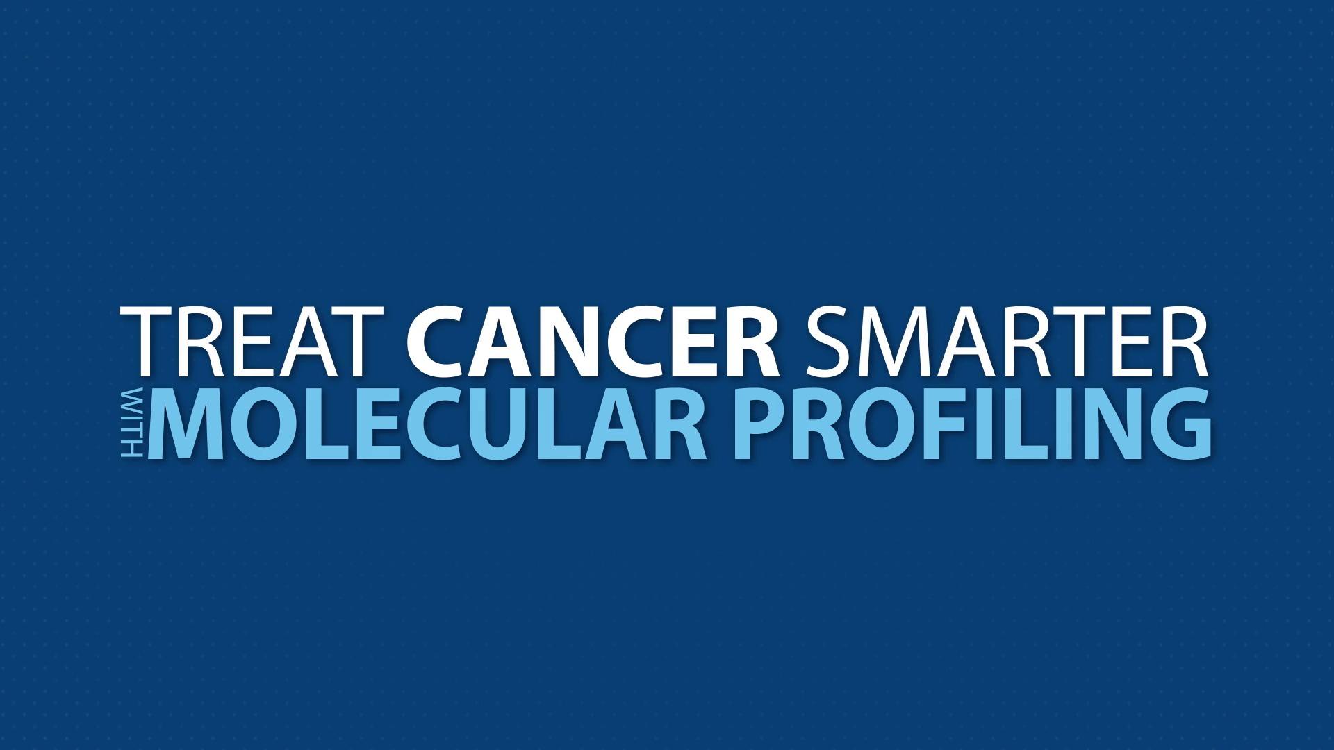 Animated Infographic Molecular Profiling at Caris Life Sciences