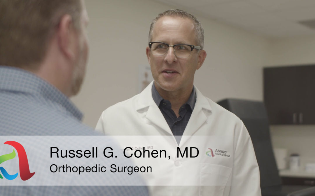 Physician Profile – Russell Cohen, MD – Abrazo Medical Group