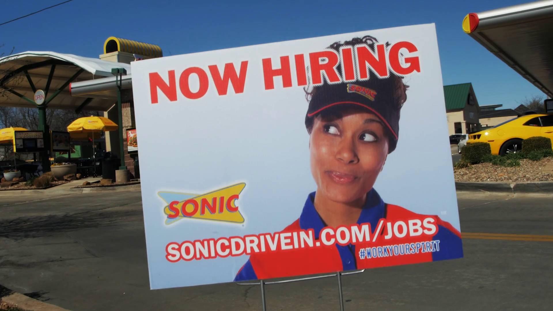 Recruitment Video – Sonic